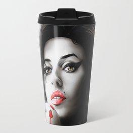 'Amy' Travel Mug