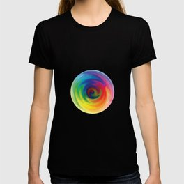 Abstract Art - Color Theory T-shirt