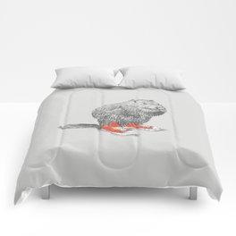 Woodchucks Comforters
