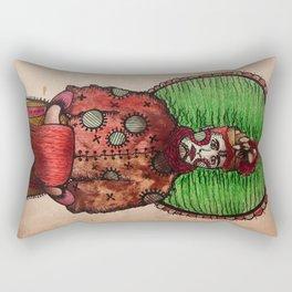 zxoieee Rectangular Pillow