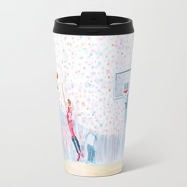 A Three Wins the Series Travel Mug