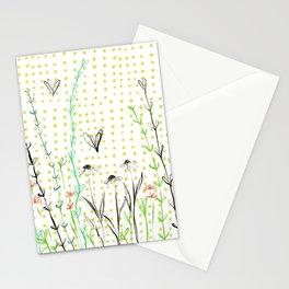 Fields of Flower Stationery Cards