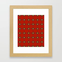 Sun in a Box Framed Art Print