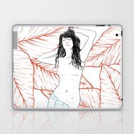 RED STRIP (series 3 of 3) Laptop & iPad Skin