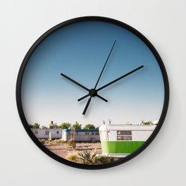 El Cosmico Wall Clock