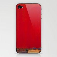 RED2 iPhone & iPod Skin