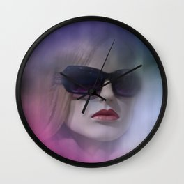 in the shop window -102- Wall Clock