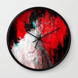 The Morning Star Wall Clock