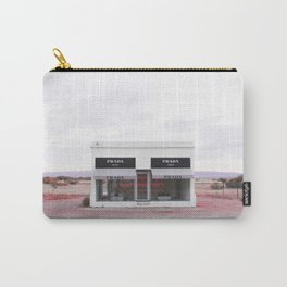 Pink Marfa Carry-All Pouch