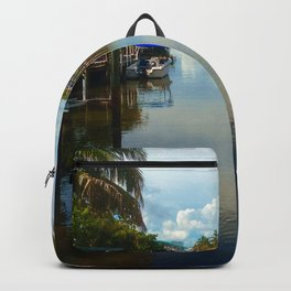 Peaceful Relection Backpack