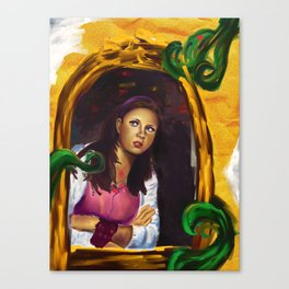 alice 01 Canvas Print