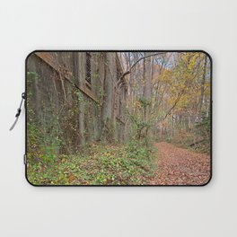 Fall Power House Trail Laptop Sleeve
