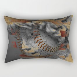 Remembrance of the Angel Child - New Mixed Version Rectangular Pillow