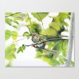 Balancing Act by Teresa Thompson Canvas Print