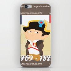 Napoleon Bonaparte iPhone & iPod Skin