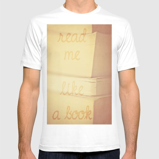 Read Me T-shirt