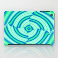 blues iPad Cases featuring Blues by Elena Indolfi