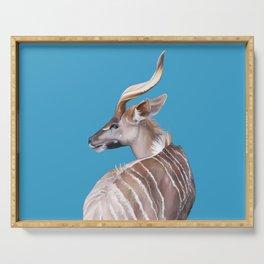 Kudu Serving Tray