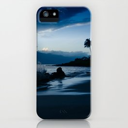 Polo Beach Dreams Maui Hawaii iPhone Case