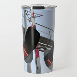 Railroad  Travel Mug