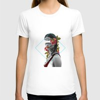 pain T-shirts featuring Pain by Cristina Guerrero