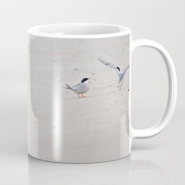 Yelling at each other Coffee Mug