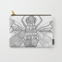 Patterned Bug Carry-All Pouch