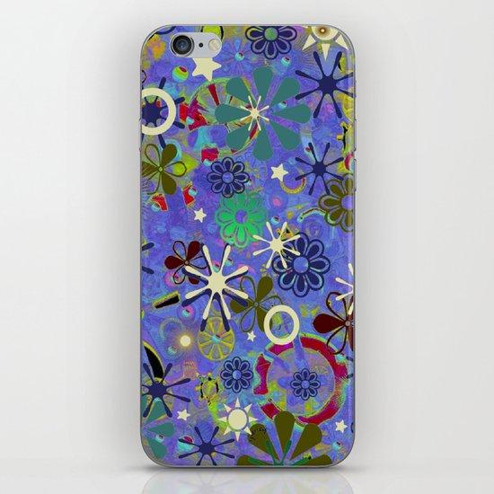 Asia Blue iPhone & iPod Skin