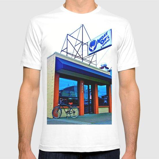 Tacoma's Night Owl T-shirt