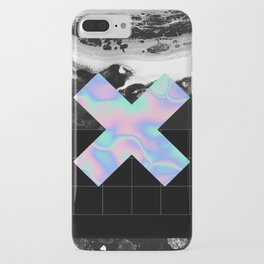 HALF BELIEVING iPhone Case