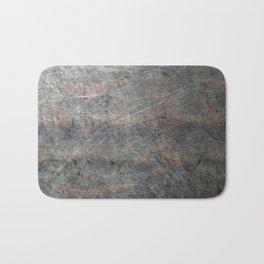 Scratched Suede Velvet Mouse - Navy Gradient Bath Mat