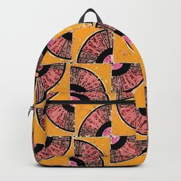 FANcy Pseudo-Quilt Backpack