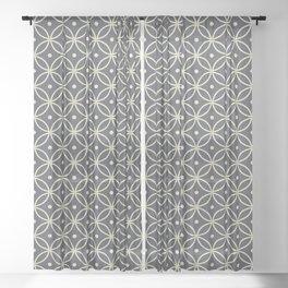 Quantum Lab Sheer Curtain
