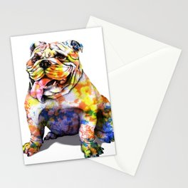 Color bull Stationery Cards