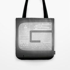The Ghost of Gamers Past Tote Bag