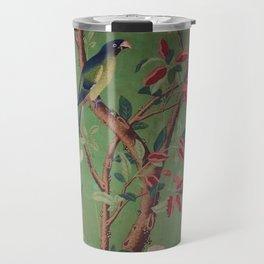 Green Dream Chinoiserie Travel Mug