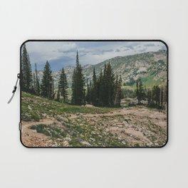 Wasatch Mountains, Utah Laptop Sleeve