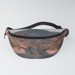 Lonesome Highway Fanny Pack