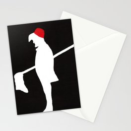 DOCTOR WHO, Madman With a Mop Stationery Cards