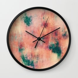 Patches Wall Clock