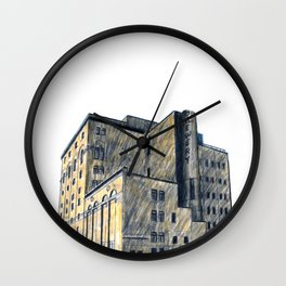 DOW BREWERY Wall Clock
