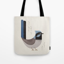 Superb Fairywren, Bird of Australia Tote Bag