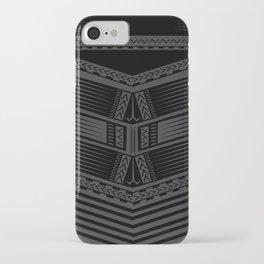 UrbanNesian Samoan Pe'a iPhone Case