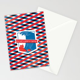 Nazaré - The North Canyon Stationery Cards