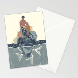 Sirens Stationery Cards
