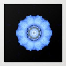 Mystic Blue Canvas Print