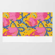 Cheerful Spring 2015 Pattern Rug