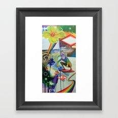 O.G. Framed Art Print