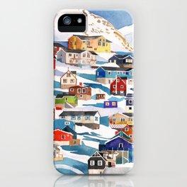 Qaqortoq iPhone Case