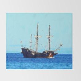 El Galeon Andalucia Throw Blanket